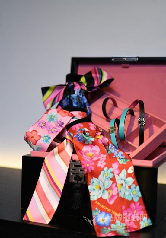 中式服装奢侈品牌上海滩最新资讯 新店进驻北京SKP