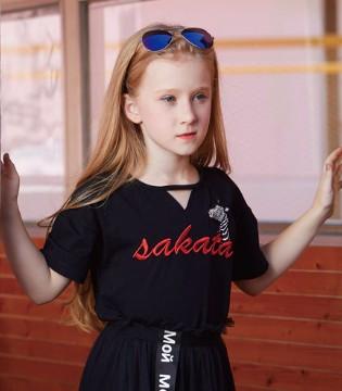 烂大街风格的童装别买了!YuKiSo欧美时尚风来了!