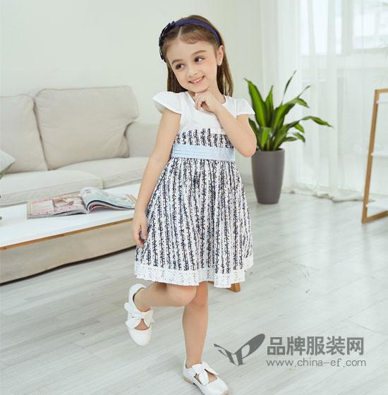小公主如何穿搭 适合小女孩的夏季裙装有哪些