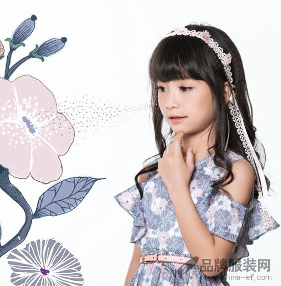 夏天小女孩怎么穿比较可爱 力果时尚穿搭推荐