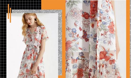 布莎卡:时值初夏 定不要辜负漂亮的裙子