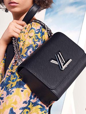Louis Vuitton 2018春季新款Twist手袋大片