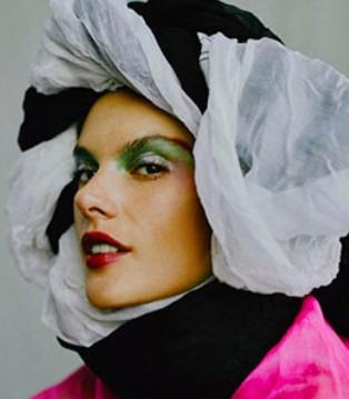 维密天使Alessandra Ambrosio巴西版《Vogue》五月刊