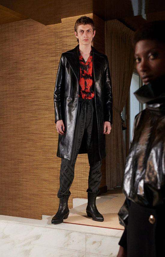 法国奢侈品牌Givenchy纪梵希2019早春系列男装型录