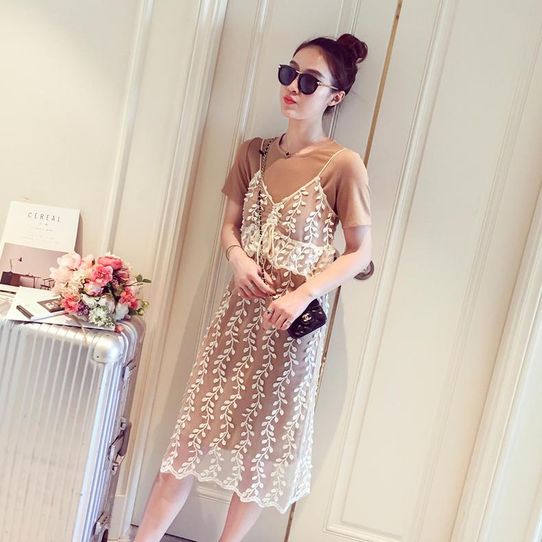 聚多品:蕾丝连衣裙适合正式场合穿吗?
