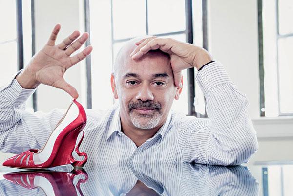 设计师Christian Louboutin赢得红底鞋专利权之争