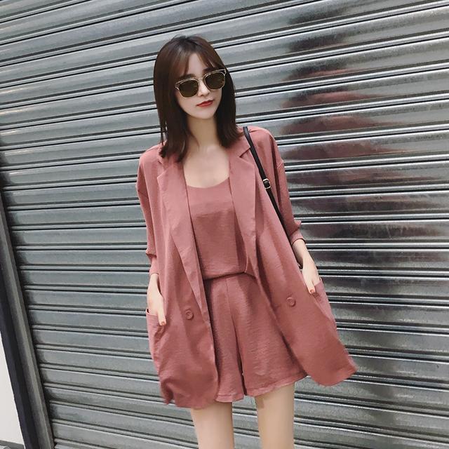 春美多:出门不会穿衣搭配?8款夏季套装 时尚减龄