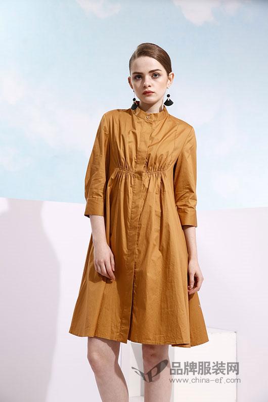 欧米媞oumiti品牌女装 裙子带来的无线可能性