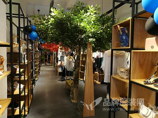 恭喜快时尚女装品牌TINTORI东凤店5月25日隆重开业