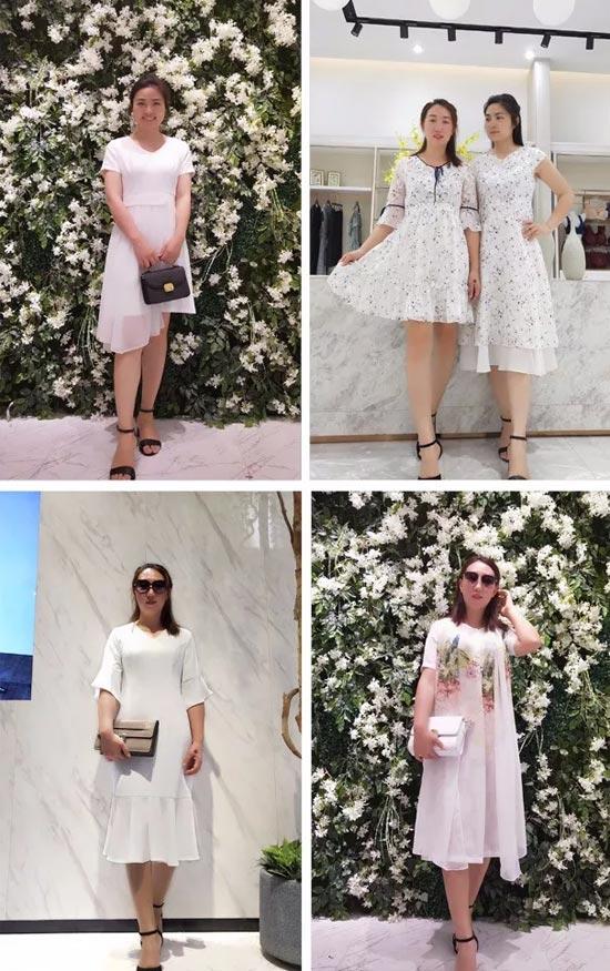 乔帛JAOBOO女装2018夏季新品 致美丽优雅的你