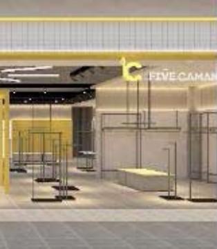 恭喜Five Caman法卡蔓四川眉山综合馆六月一日正式开业