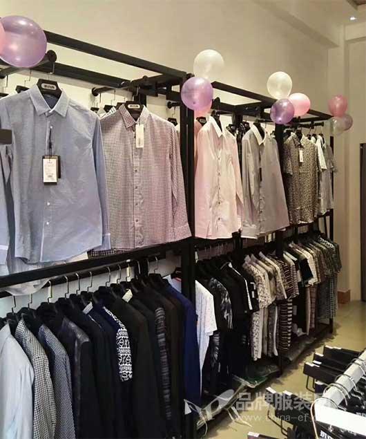 抢占男装市场 热烈祝贺捞衣库男装三家新店相继开业