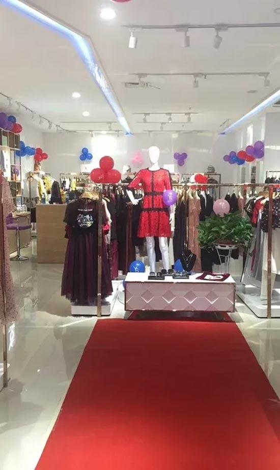 热烈祝贺YUSAM雨珊南宁西乡塘店今日盛大开业!