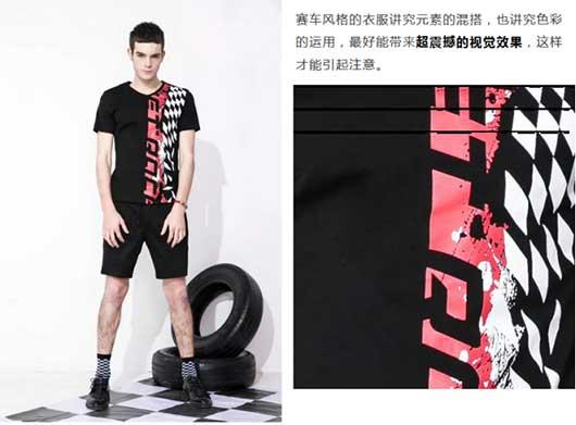 穿上 你就是焦点!莎斯莱思时尚男装 演绎最新潮流