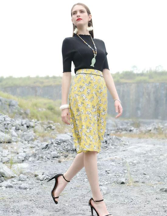 庄姿妮时尚品牌女装 这个夏天就是要你好看!