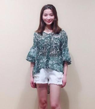 夏季福利!你与清新时尚女神只差一套衣服!