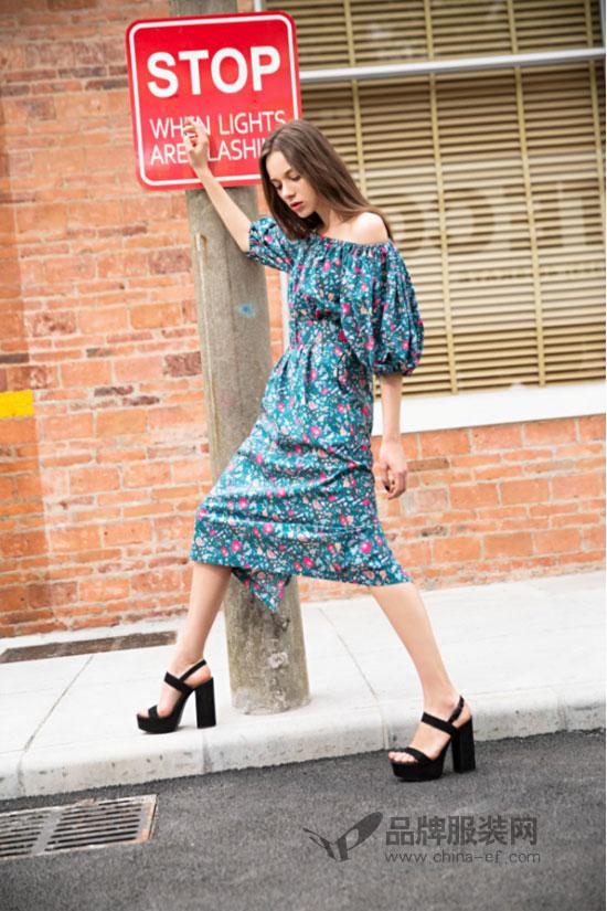回头率超高的夏季裙子 穿上时尚自由点连衣裙瞬间变仙女!