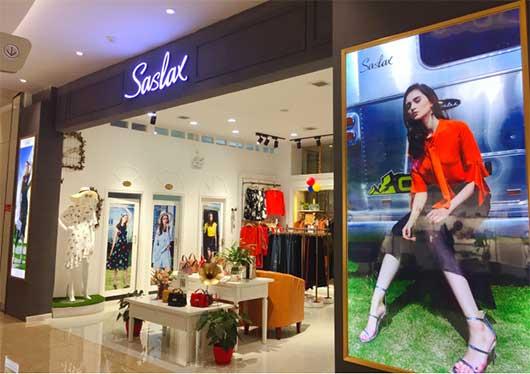 谁说实体店不行?Saslax莎斯莱思品牌再添3家女装新店!