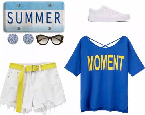 艾丽莎品牌女装 61酷感夏日与你一起潇洒出游!