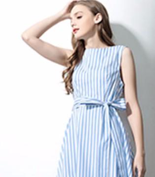 佰莉衣橱品牌澳门永利赌场官网  时尚新款经典瘦身条纹