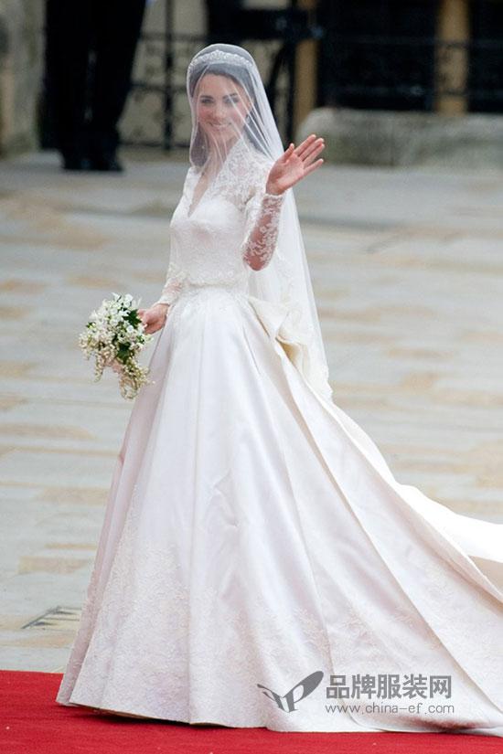 得益于梅根哈里大婚 Givenchy销售额在三天内增长了三倍