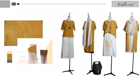 Eall.cz意澳品牌女装 2018夏季的流行色