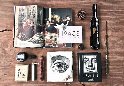 1943S品牌男装 超现实主义画家-达利