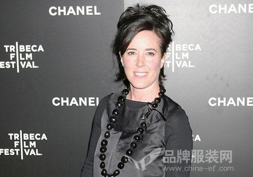 少女心时尚设计师Kate Spade家中上吊自杀 终年55岁!