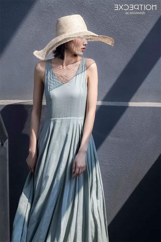 在快时光里把生活过成诗 例外女装新品上新