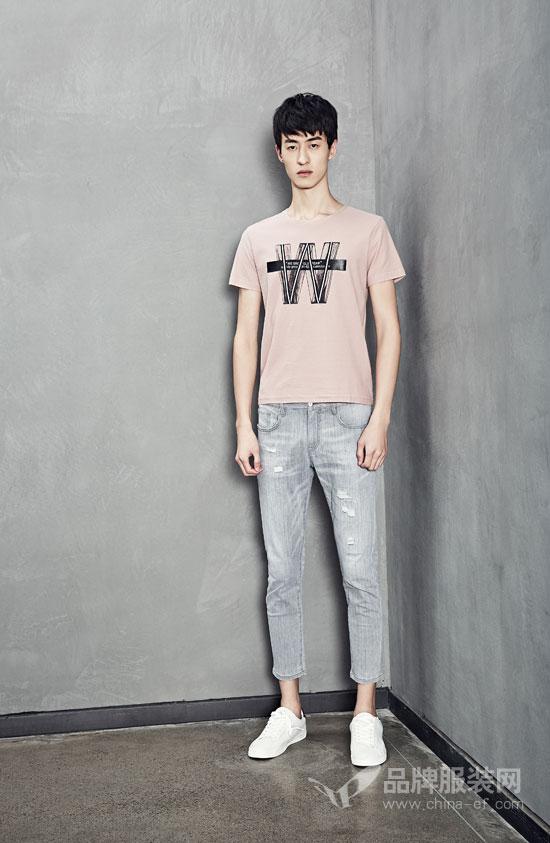 1943s品牌男装T恤系列 给你不一样的穿搭方式
