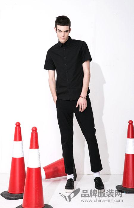 莎斯莱思时尚品牌男装 穿出气宇轩昂气质