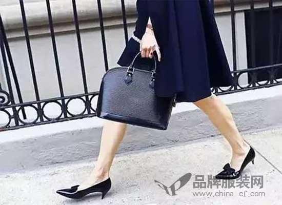 想显得性感女人味又穿得不累 就差猫跟鞋了