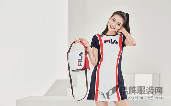 确认过眼神 遇上对的运动品牌FILA斐乐系列新品