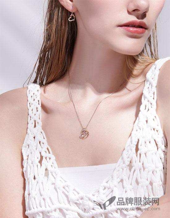 经典的MaBelle玛贝尔品牌钻石 只为成就更闪耀的你