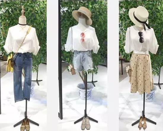 左韩品牌女装2018夏季新品时尚穿搭指引