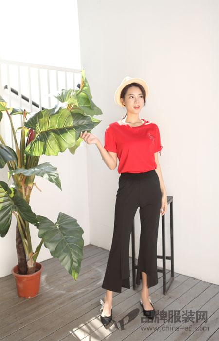 JOLYGLITZ伽戈品牌女装 夏天帮你瘦到底