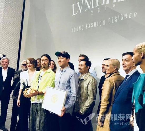 日本潮牌获LVMH设计大奖  潮文化和亚洲设计得到国际认同