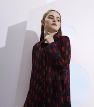 欧米媞夏季女装经典时尚 淑女商务的佳选
