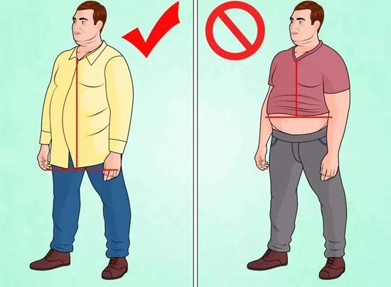 胖子都是潜力股 瘦下来个个是男神?别闹 这招才能拯救月半男