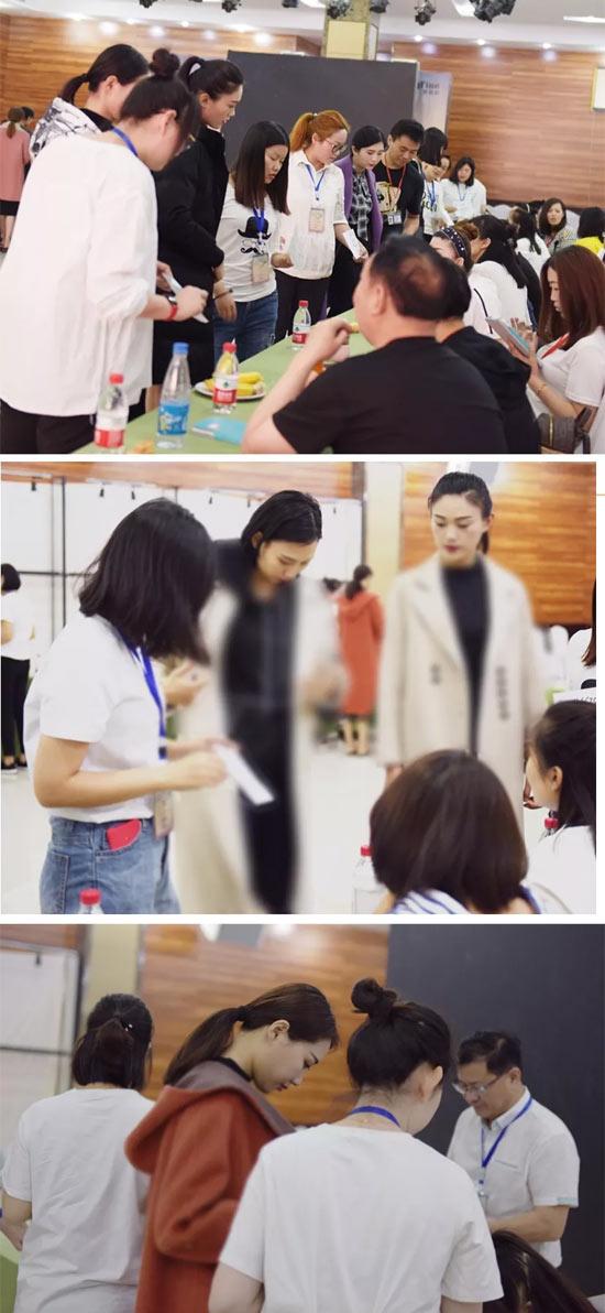 美珮琳品牌女装2018冬季新品发布会完美落幕!
