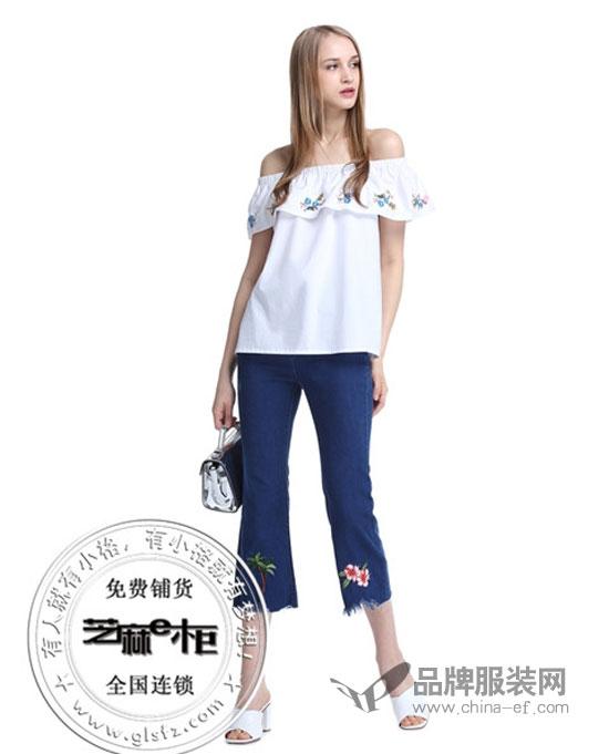 夏天穿芝麻e柜的衣服 做一个纯洁美好的白衣少女