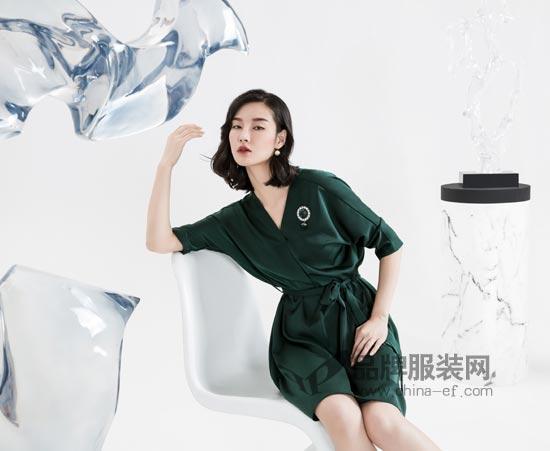 ECA轻奢品牌女装 打造出优雅自然的时尚美~