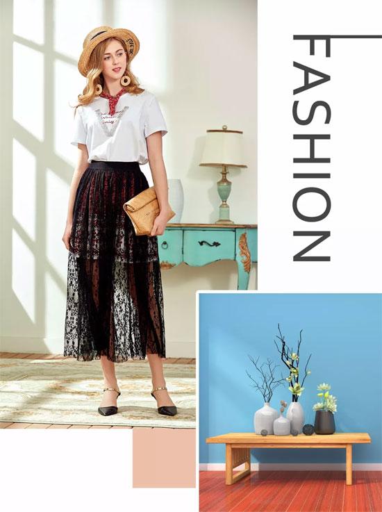 十八淑女坊女装新品 热衷时尚的文艺范驾到啦!