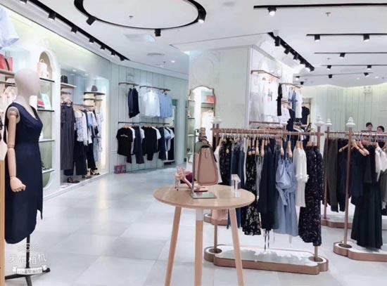 围观!莎斯莱思品牌新店稳定增长 火爆的背后绝非偶然