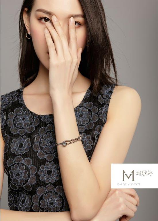 2018时尚深圳展Marco Visconti玛歌婷:不为传统束缚 不被潮流左右