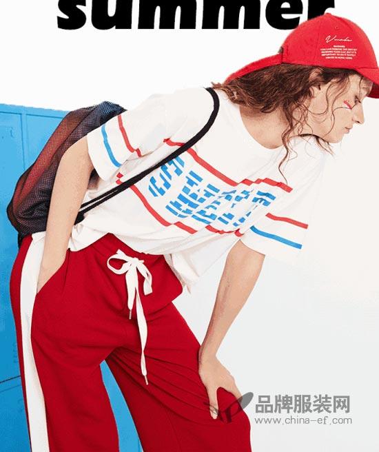 """夏日出行就随""""唐狮TONLION""""品牌女装这样穿吧~"""