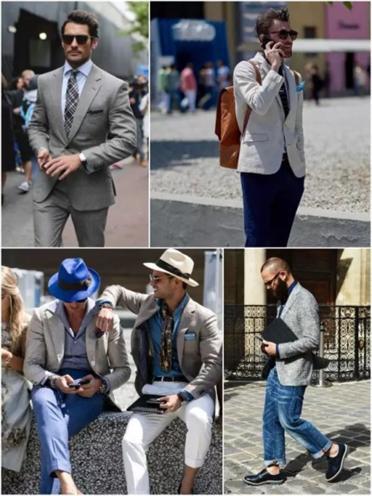 华名人西装定制分享搭配细节成就男人品味