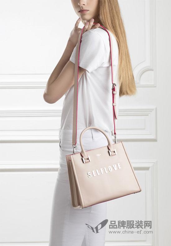 Pernelle珀纳黎2018新款包包 来自意大利的优雅时尚