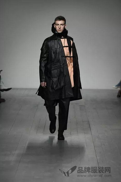 Staffonly伦敦男装周大秀  恐惧概念与功能服装的合体