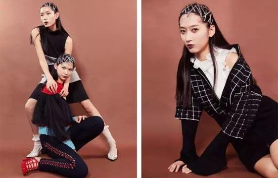 2018时尚深圳展 JUNNE:一根线编织中国时尚